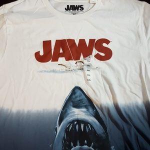Jaws Shark Men's t-shirt NWT Size XXL